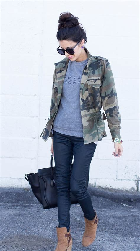 Military Fashion Trend Report - Yeah We Would Wear It - Just The Design