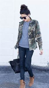 Military Fashion Trend Report - Yeah We Would Wear It ...