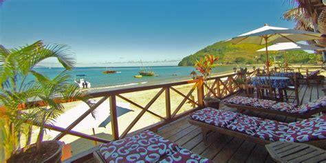 chambres hotel vacance aviavy hotel nosy be madagascar plage terrasse