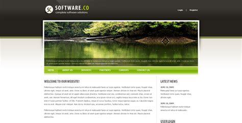 drupal templates software co drupal template by settysantu themeforest