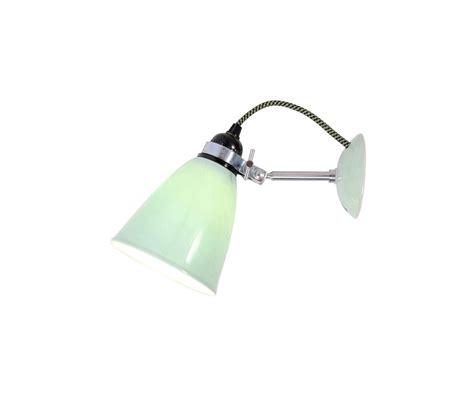 hector medium dome wall light light green reading