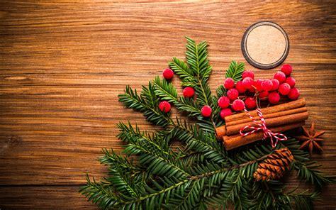 Herunterladen Hintergrundbild 4k, Weihnachten, Tanne