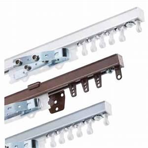 Barre Rideau Fixation Plafond : tringle a rideau rail ~ Premium-room.com Idées de Décoration