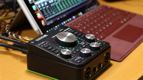 Arturia AudioFuse 1.1 review on Windows and Surface Pro ...