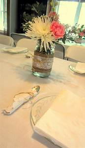 Throwing A Burlap And Lace Bridal Shower SweetPeas And