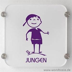 Toilette Für Kinder : wandtattoos schilder piktogramme von wandtasie wc schild jungen ~ Markanthonyermac.com Haus und Dekorationen