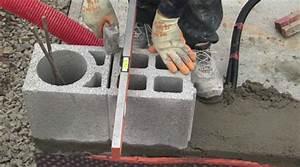 Cout Mur Parpaing : prix d 39 un mur en parpaing co t de construction conseils utiles ~ Dode.kayakingforconservation.com Idées de Décoration