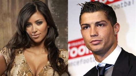 Cristiano Ronaldo Named In Kim Kardashians Sex List The