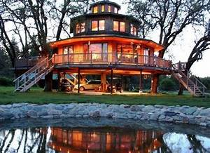 10 Incredible Tree-House Hotels in the U S HuffPost