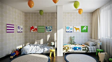 Design Tips For Your Kids' Shared Room