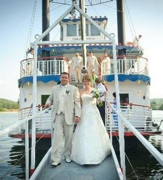 Dinner On A Boat In Tennessee by The Tennessee Riverboat Company Boat For The