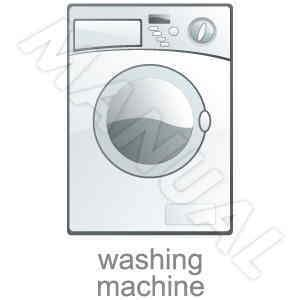 daewoo dwf 7502 auto electric washing machine service manual