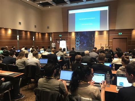 What we saw at Open Data Science Conference Europe 2017 ...