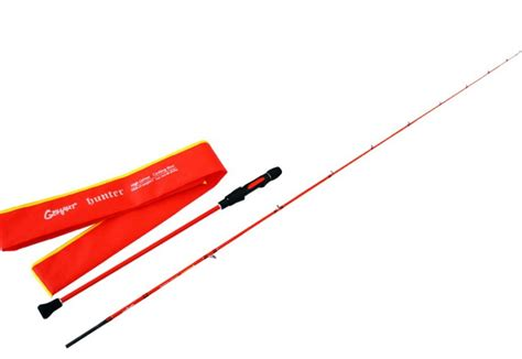 malaysia grouper jigging hunter rod carbon solid