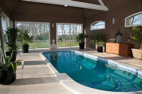 maison avec piscine interieure fred blanpain