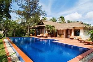 location bungalow de luxe dans hotel spa en bord de mer With location villa bord de mer avec piscine 0 location guadeloupe villa de luxe avec piscine
