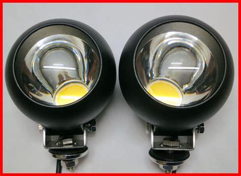 4 25w Round Cree Led Work Light Driving Off Road Spotlight