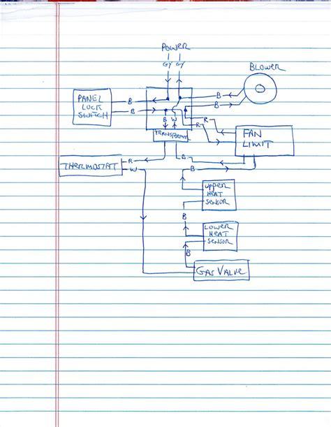 26 honeywell fan limit switch wiring diagram  wiring