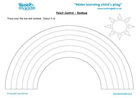 rainbow worksheets for kindergarten pdf rcnschool