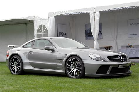 Mercedes Sl65 by Live Pictures Of The Mercedes Sl65 Amg Black Series