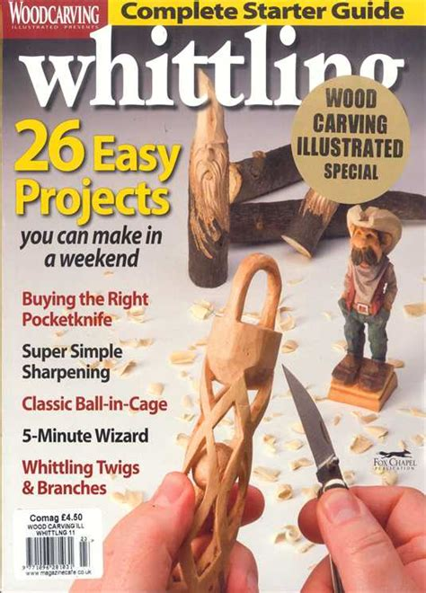 woodcarving illustrated magazine subscription buy