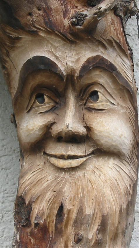 woodwork wood carving faces  plans