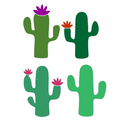 fiesta cactus cuttable design