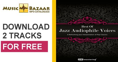 jazz audiophile voices cd mp buy full tracklist