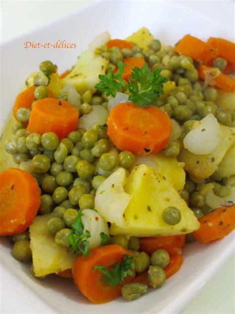 recette po 234 l 233 e de l 233 gumes et pommes de terre