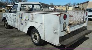 1986 Chevrolet S10 Utility Truck