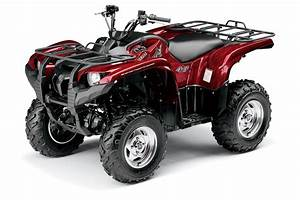 Yamaha Grizzly 550 Fi Eps Special Edition Specs