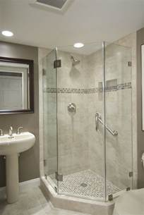 bathroom corner shower ideas best 25 glass shower walls ideas on glass shower enclosures frameless shower and
