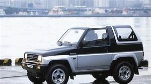 Daihatsu Feroza    Rocky F300 Service  U0026 Repair Manual