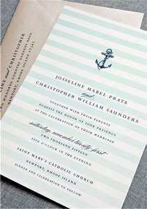 wedding inspiration a nod to nautical pretty happy love With minted nautical wedding invitations