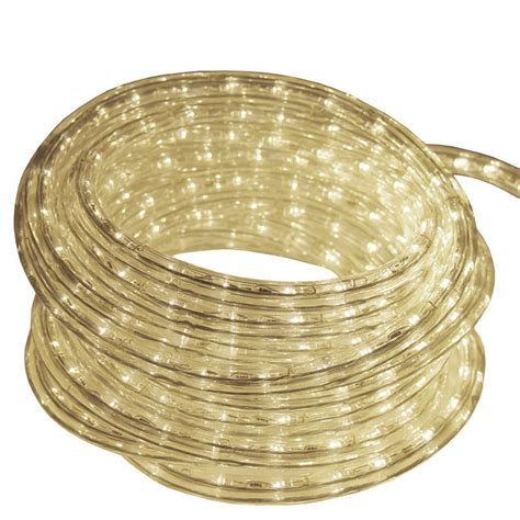 12v led warm white rope light 50ft ledropekits 12v ww