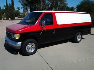 Find Used 1995 Ford E350 Van In Scottsdale  Arizona
