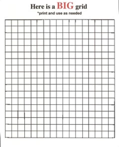 free mystery picture graph coloring pages