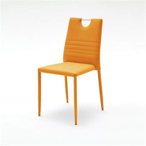 orange dining chairs furniture sale direct