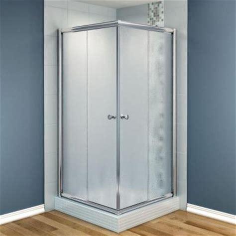 32 Inch Shower Door - maax centric 32 in x 32 in x 70 in frameless corner
