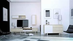 Salon Bois Clair. palette de couleur salon moderne froide chaude ou ...