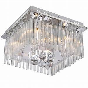 Deckenleuchte 5 Flammig : exklusive kristall deckenleuchte 5 flammig wohnlicht ~ Whattoseeinmadrid.com Haus und Dekorationen