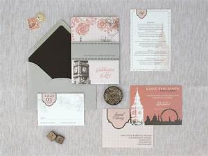 deanna ben39s london skyline wedding invitations With wedding invitations designer london