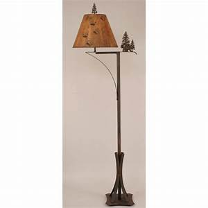 better homes and gardens rustic floor lamp walmartcom With rustic turned floor lamp walmart