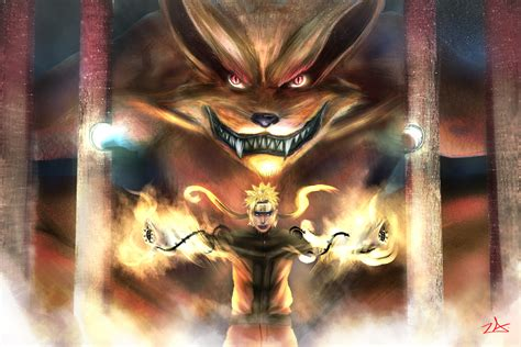 kurama naruto hd wallpapers background images