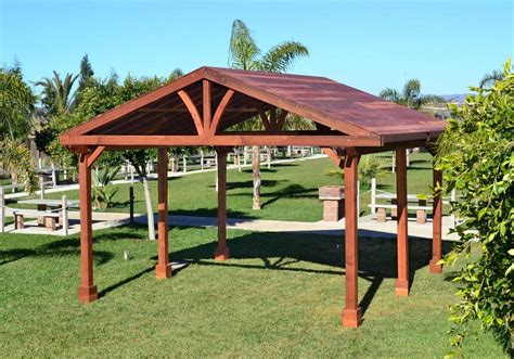 Diy Small Kitchen Ideas - outdoor pavilion plans that offer a pleasant relaxing time at your backyard homesfeed