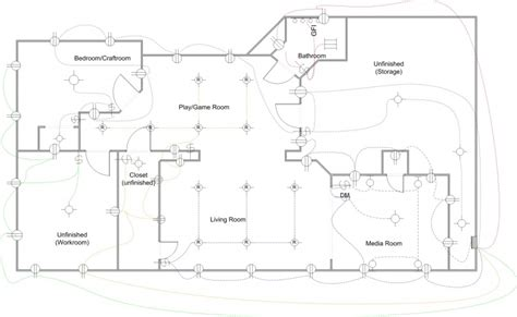 Wiring For New Basement Design Help Electrical Diy