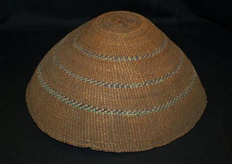 vancouver island nuu chah nulth people fiber rain hat