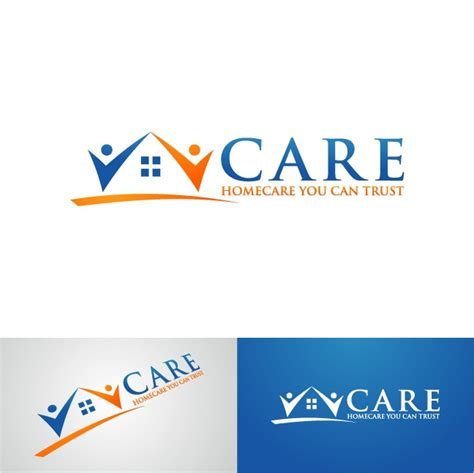 logo for home healthcare company logo design contest