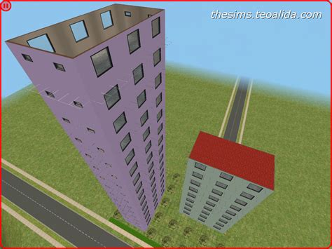 The Sims 2 Cheat To Build Taller Than 5 Floors