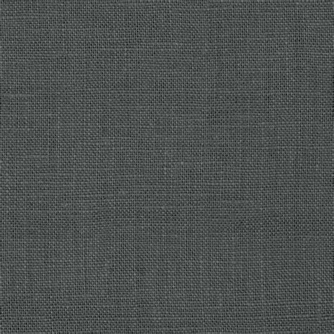 Charcoal Grey by Medium Weight Linen Charcoal Discount Designer Fabric